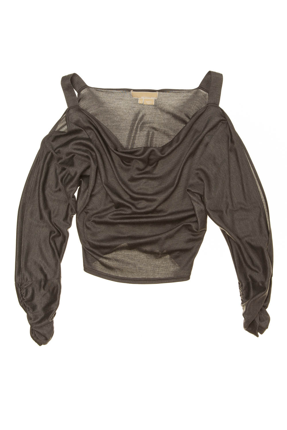 Michael Kors - Dark Grey Top - US4 - $125
