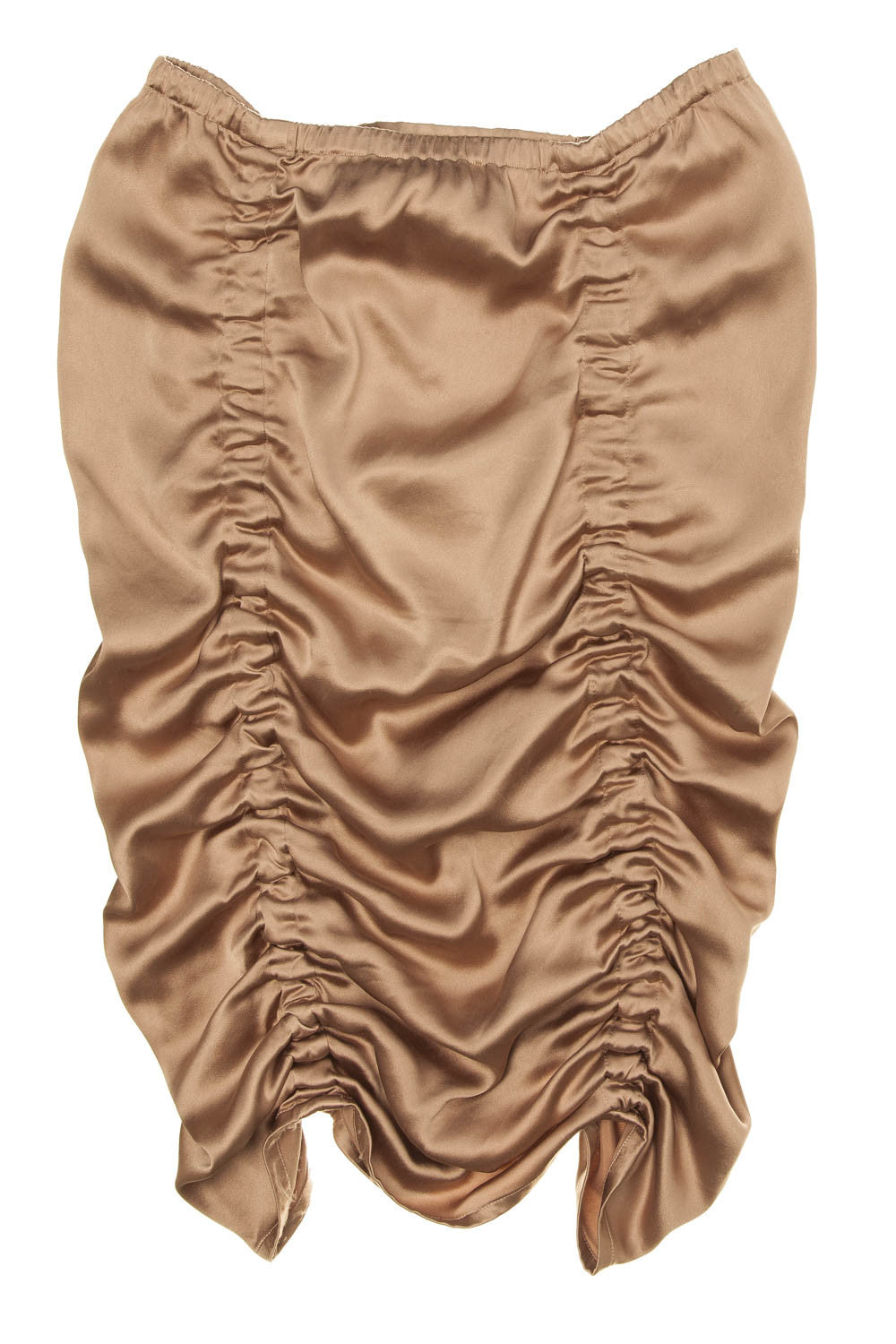 1c7ad09e9 Iconic Tom Ford for Gucci - Ruffled Dusty Rose Skirt - IT 40 – LUXHAVE