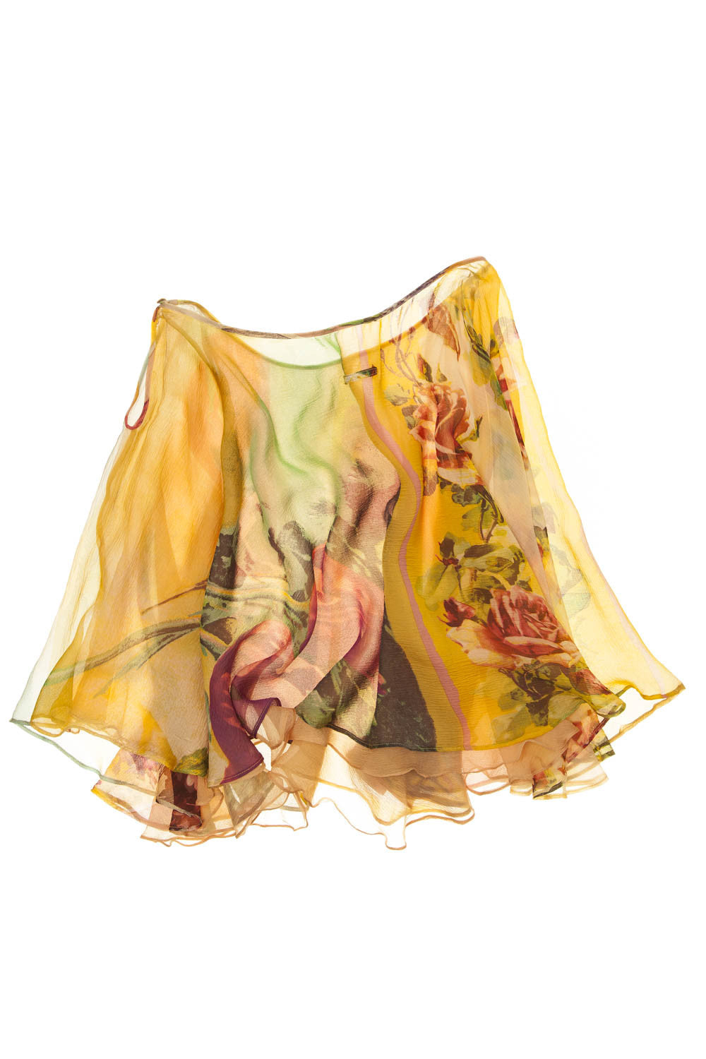Jean Paul Gaultier - Floral Skirt - IT 42