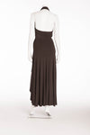 Michael Kors - Brown Halter Long Dress - US 4