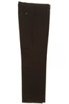 Authentic Hermes - Black Cotton Pants - IT 44