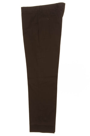 Hermes - Dark Brown Dress Pants - One Size
