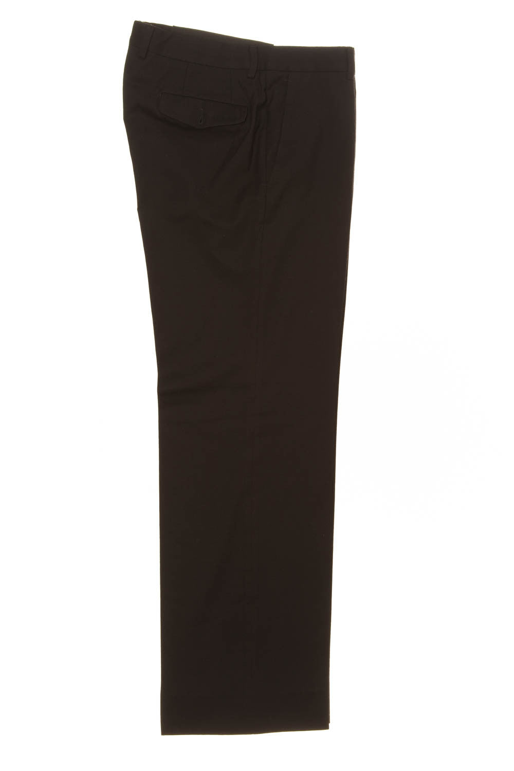 Gucci - Black Cotton Dress Pants