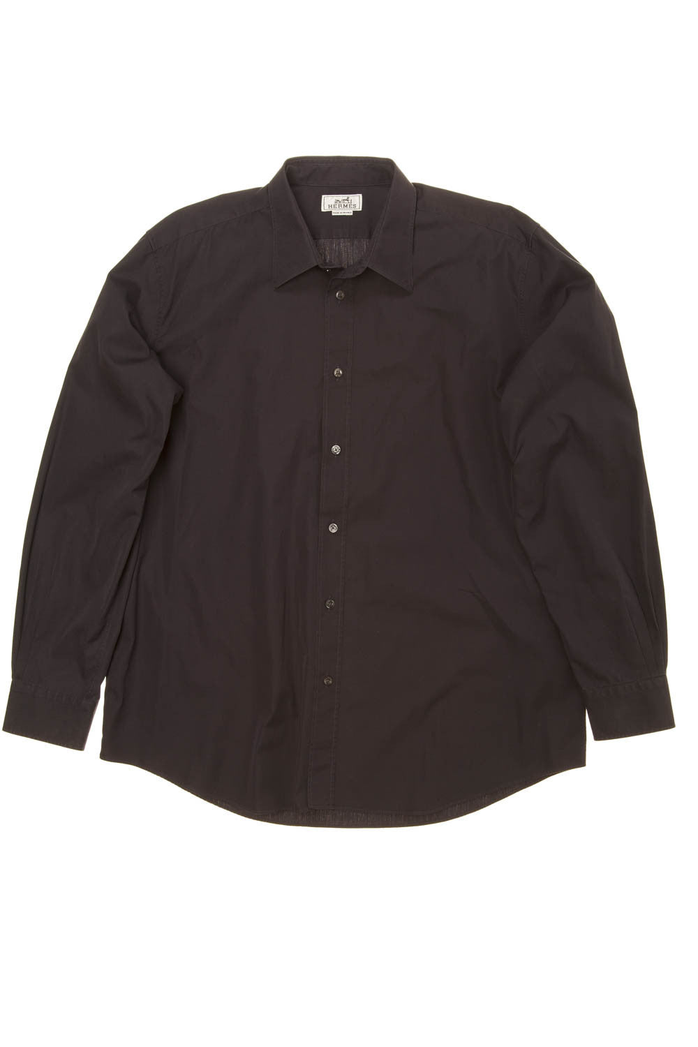 Hermes - Midnight Blue Dress Shirt - IT 43