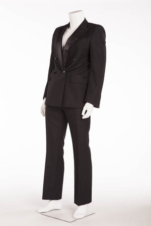 Yves Saint Laurent - Black Tuxedo - IT 52