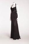 Versace - Black Long Halter Dress - IT 40