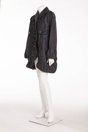 Burberry - As Seen on the 2007 Runway Collection, Long Sleeve Jacket with Ruffles - IT 40