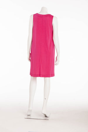 Donna Karan - Fuchsia  Sleepwear  Dress