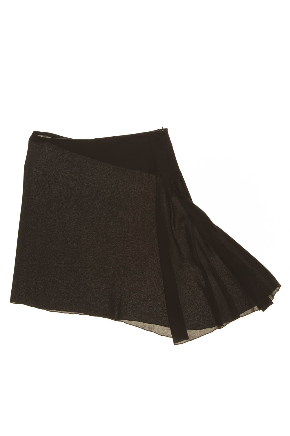 La Perla - Black Mini Skirt - IT 42