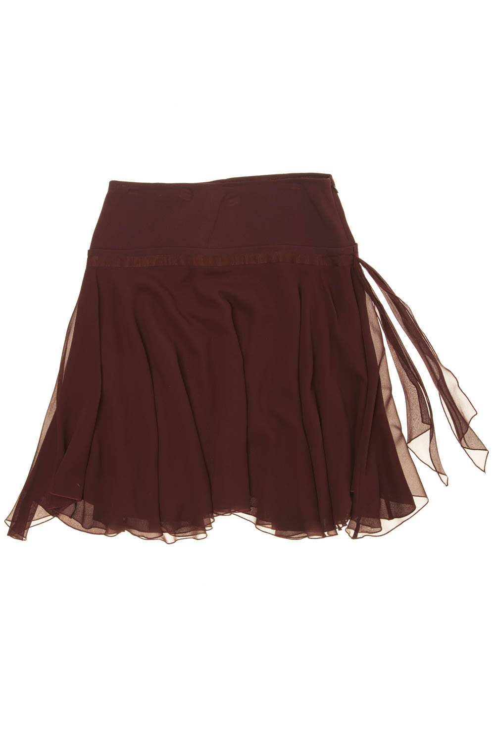 La Perla - Purple Burgundy Skirt - IT 42