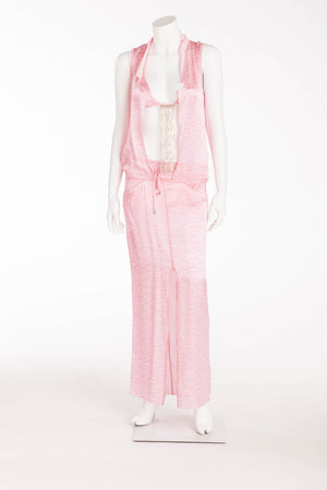 c131d4d7d74a Fendi - Pink 3pc Lounge Wear and Cover – LUXHAVE