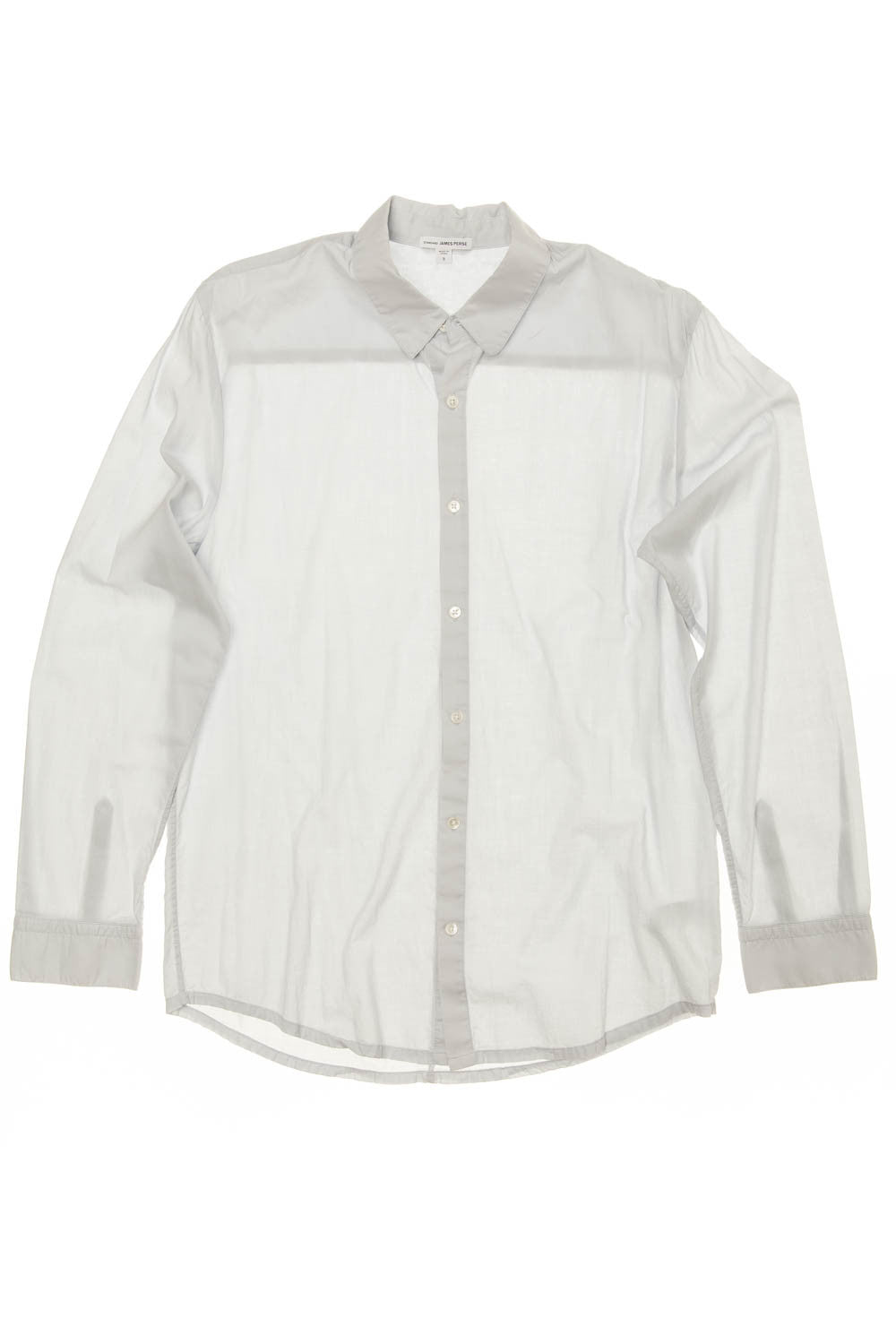 James Perse - Light Blue Button Down - US 3
