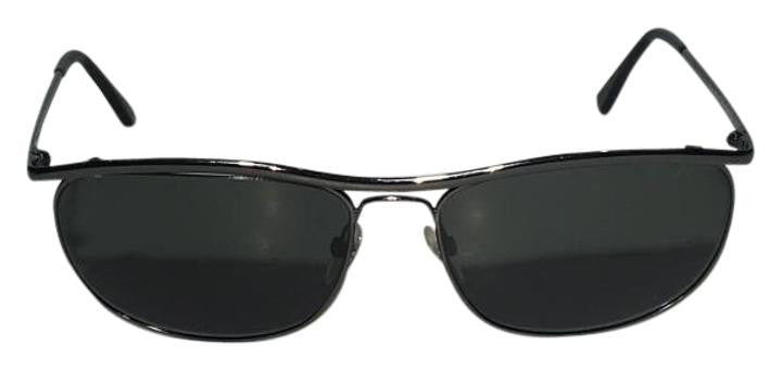 Tom Ford - Gunmetal Frame Sunglasses