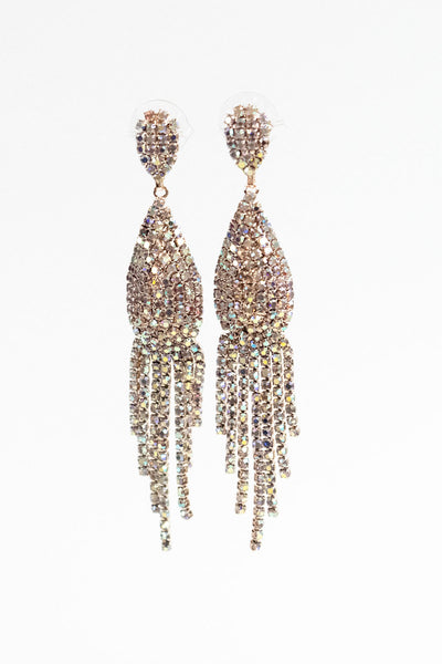 Claire Rhinestone Earrings