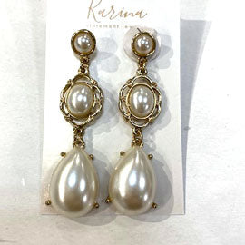 Crystal Earrings | EC3-0002