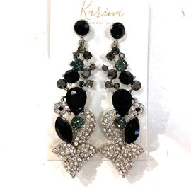 Crystal Earrings | EC4-0018