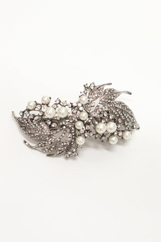 Amelia Bridal Hair Barrette