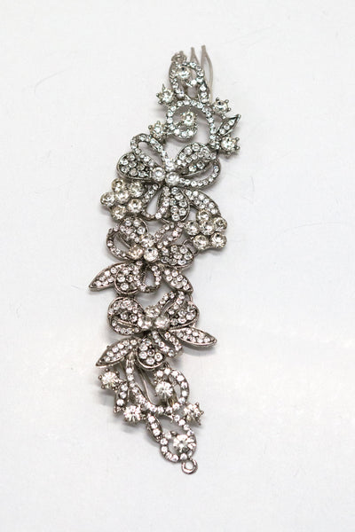 Spring Flowers Bridal Hair Comb