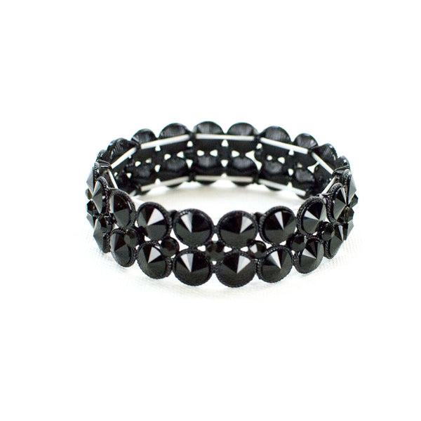 Crystal Bubble Stretch Bracelet