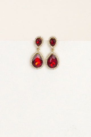 Crystal Earrings | EC3-0016