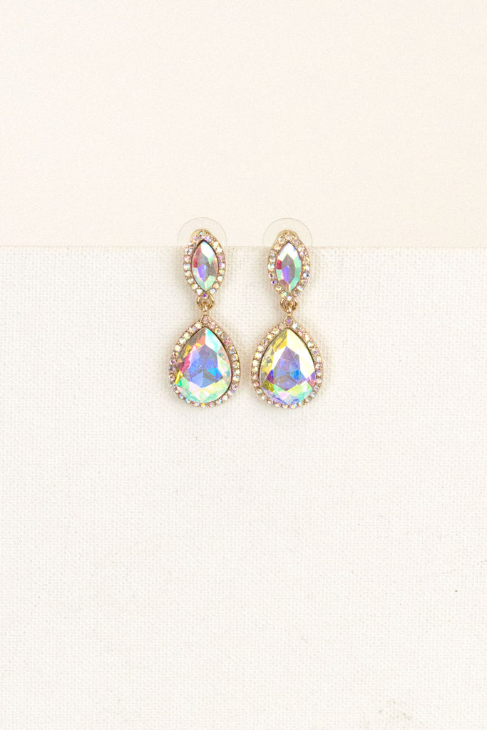 Crystal Earrings | EC3-0017