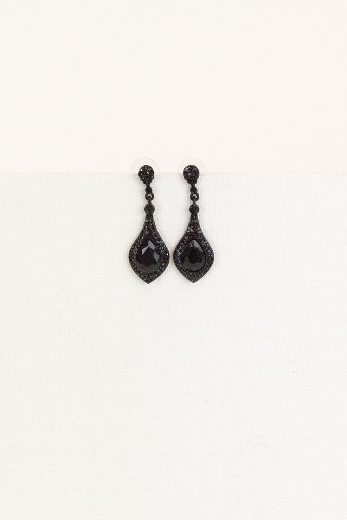 Crystal Earrings | EC3-0012