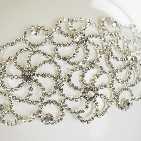 Rhinestone Wedding Headpiece