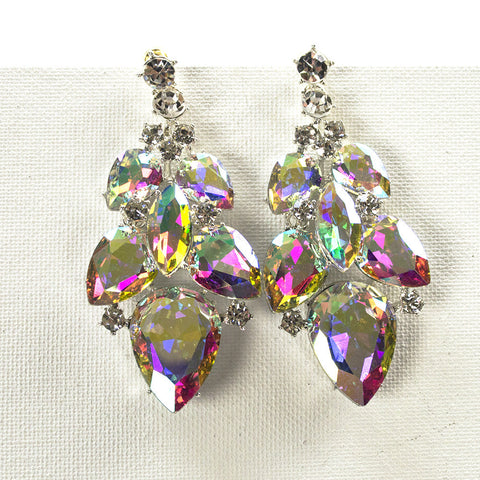 Crystal Matching Earrings