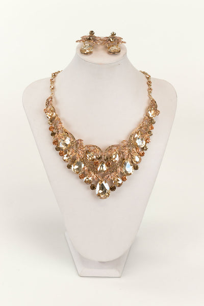 Gladys Statement Necklace Set