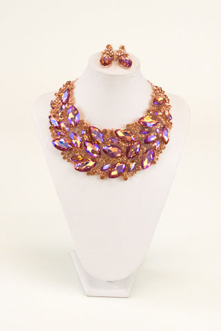 Giselle Statement Necklace Set