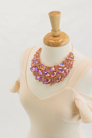 Crystal Necklace Set | NSC0020
