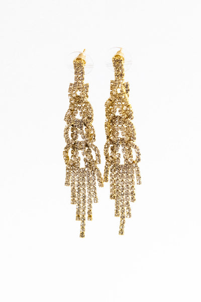 Rhinestone Earrings | ER4-0008