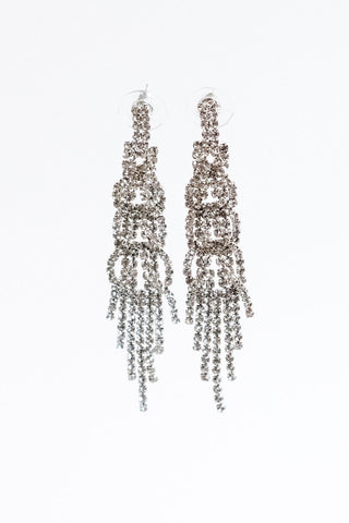 Sonya Rhinestone Earrings