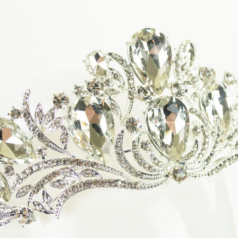 Large Wedding Tiara