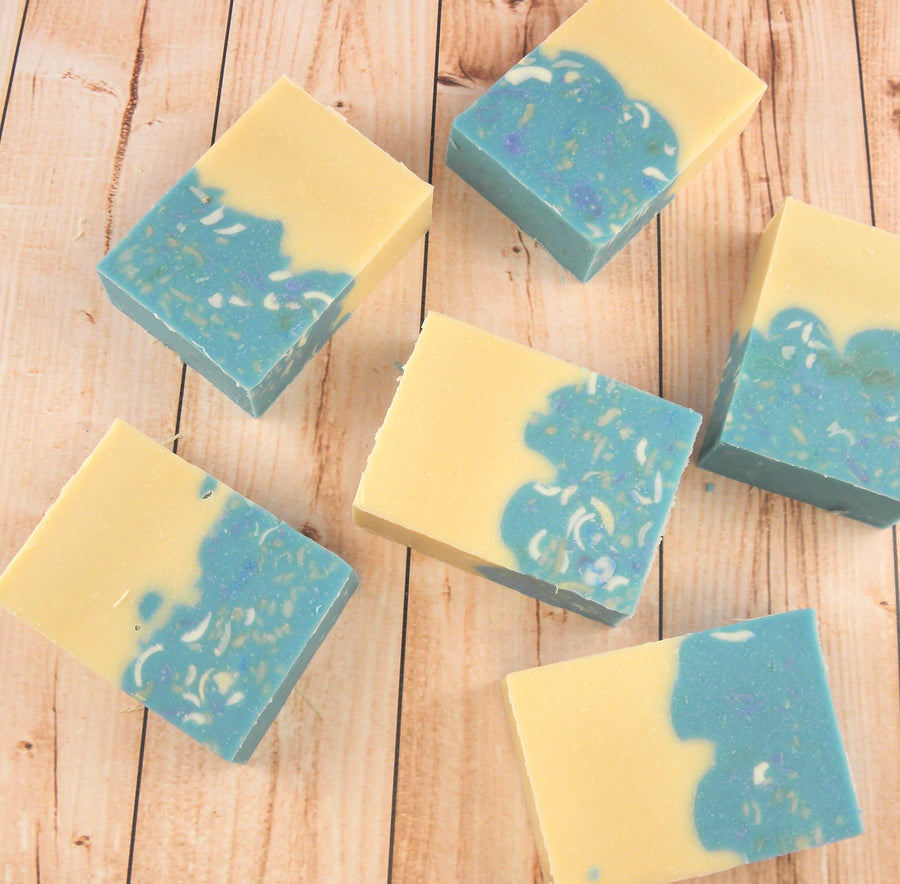 Beach Bum soap bar