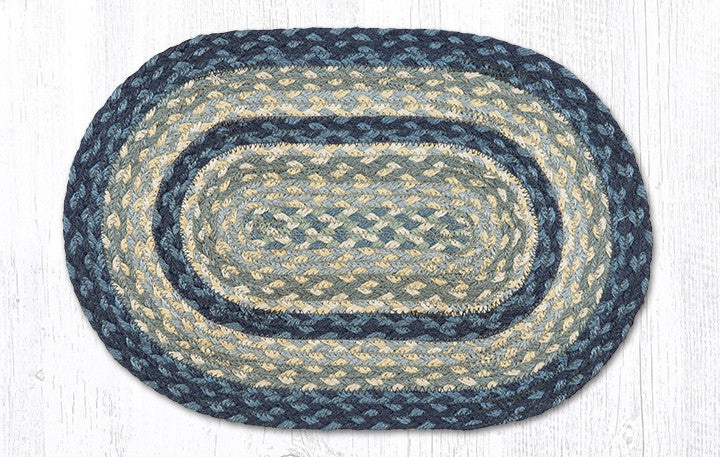MS-362 Breezy Blue/Taupe/Ivory Miniature Swatch