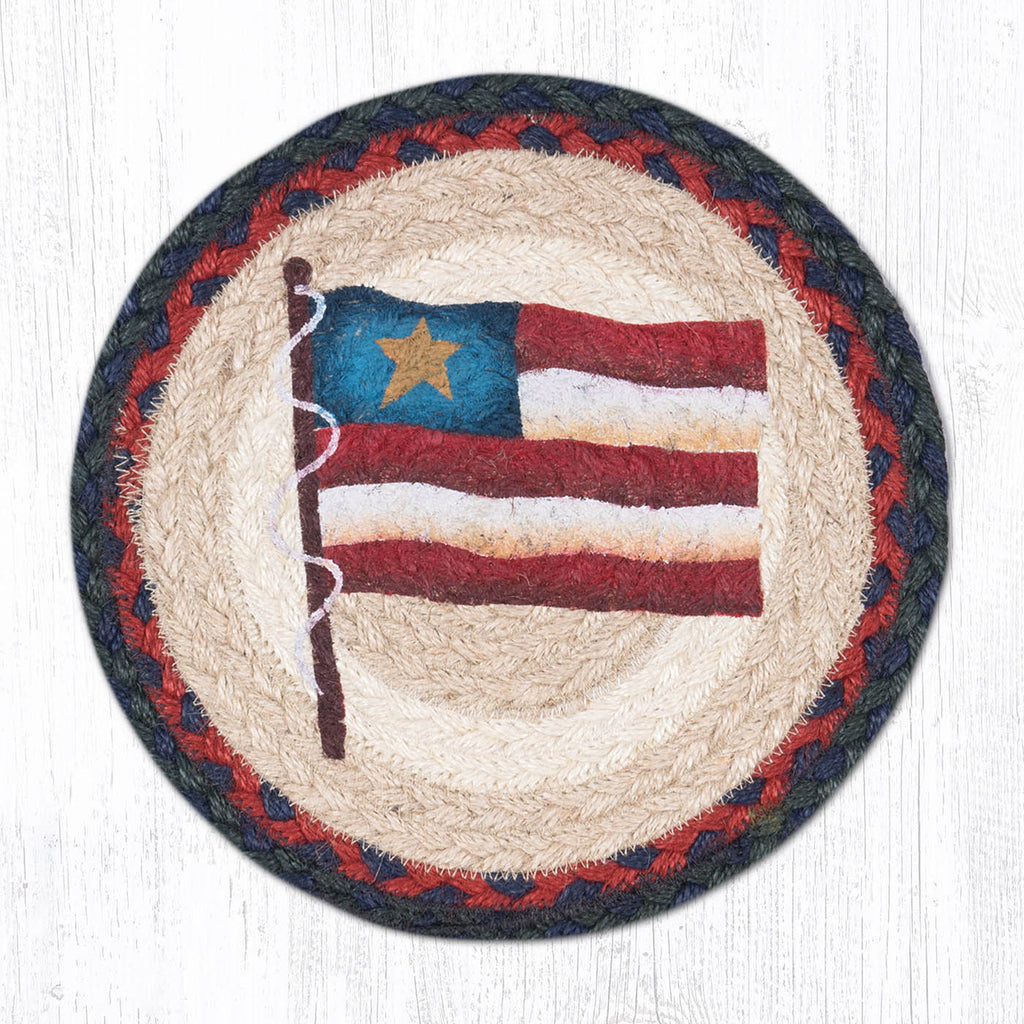 MSPR-015 Primitive Star Flag Trivet