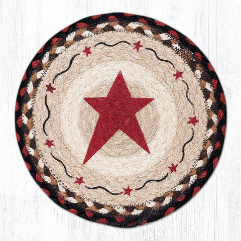 MSPR-019 Primitive Star Burgundy Trivet