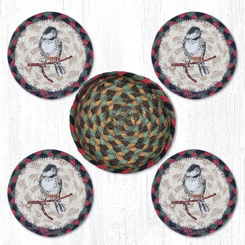 CNB-081 Chickadee Coasters