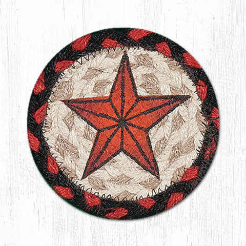 IC-019 Barn Star Individual Coaster