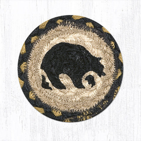 IC-043 Bear Individual Coaster
