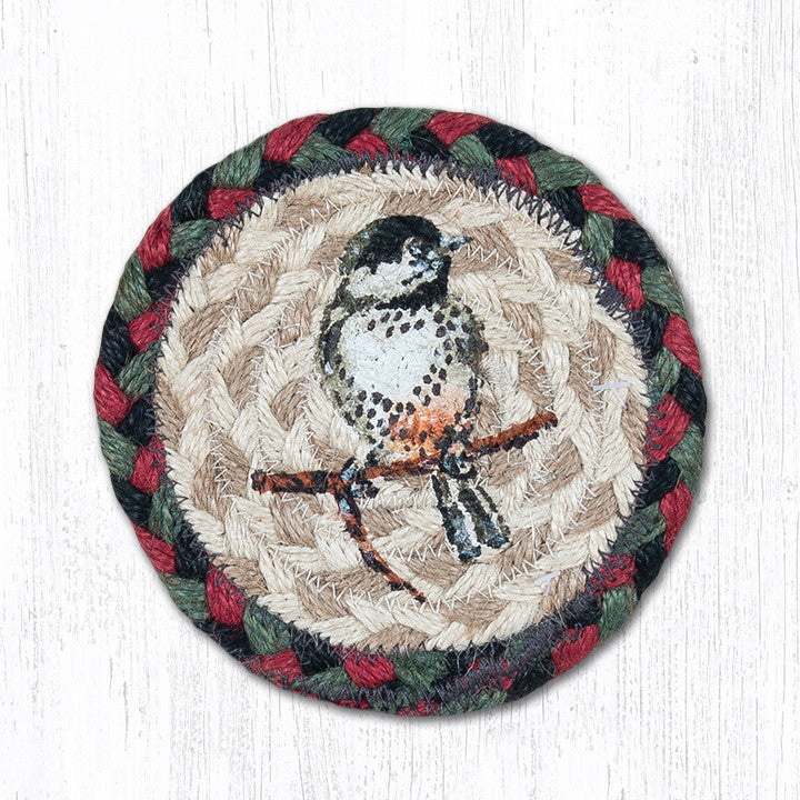 IC-081 Chickadee Individual Coaster