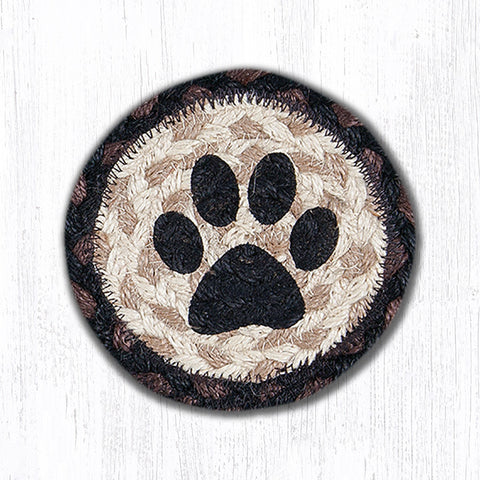IC-313 Cat Paw Individual Coaster