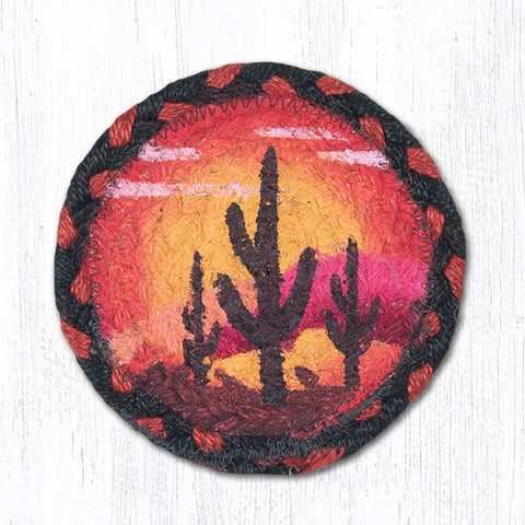 IC-319 Desert Sunset Individual Coaster