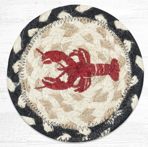 IC-430 Fresh Lobster Individual Coaster