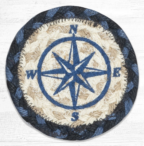 IC-443 Compass Rose Individual Coaster