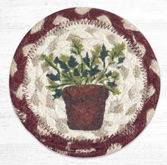 IC-524 Parsley Individual Coaster