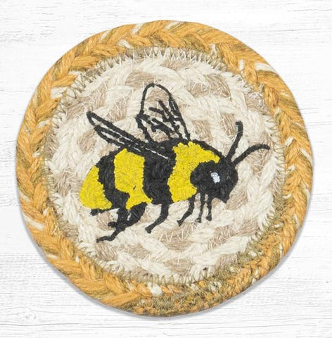 IC-9-101 Bee Individual Coaster