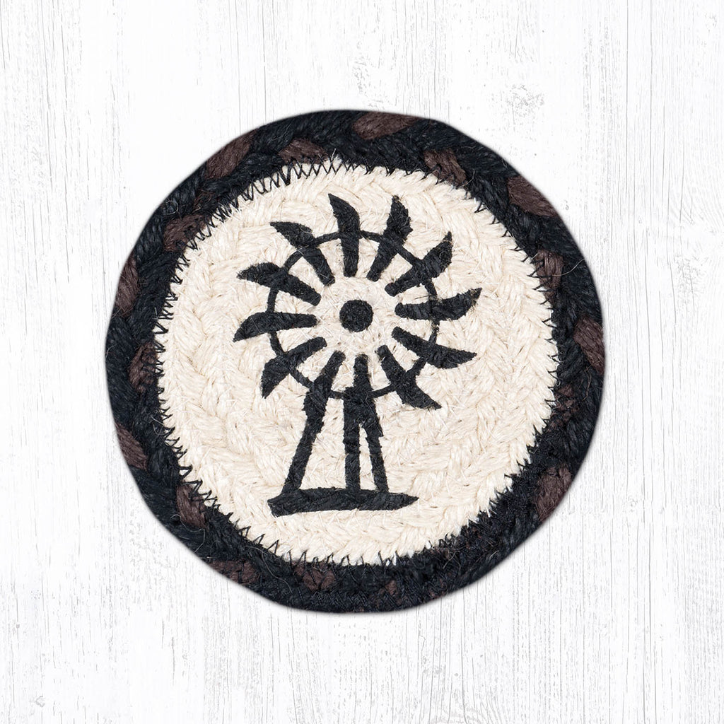 IC-313 Windmill Individual Coaster