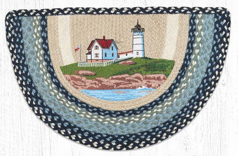 SCP-619 Nubble Lighthouse Slice Rug